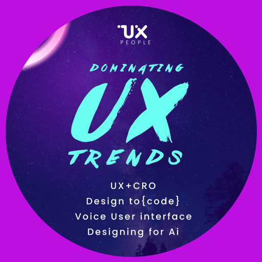 UX People Dominating UX Trends